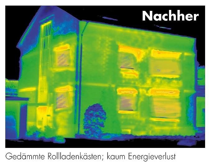 Popular Selitherm Rollladenkasten-Dämmung 13 mm Komplett-Set: Amazon.de CI05