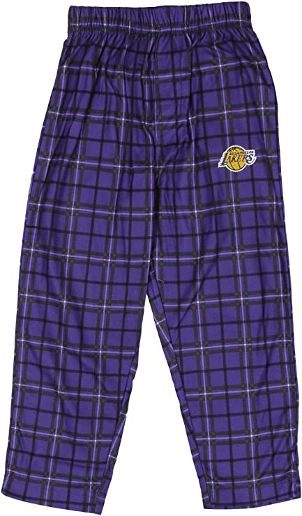Game Time Youth Los Angeles Lakers Gold Lounge Pants