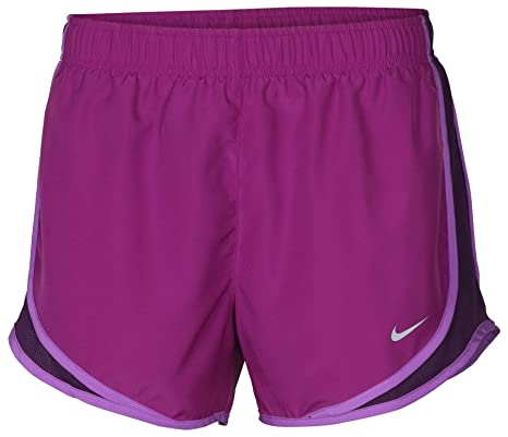 57f2caaa48d7 Image Unavailable. Image not available for. Color: Nike Women's Dri-Fit  Tempo Running Shorts- ...