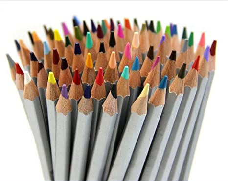 Marco Raffine Assorted Professional Drawing Colored Pencils Set Oil Base Non Toxic Lead Free