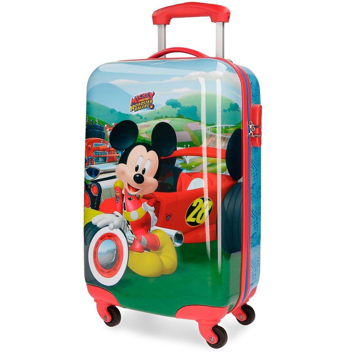Valise Enfants Multicolore Gar/çon Disney