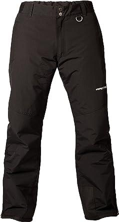 XXXL ARCTIX Mens Classic Snow Ski Pant Pantalon Homme Noir
