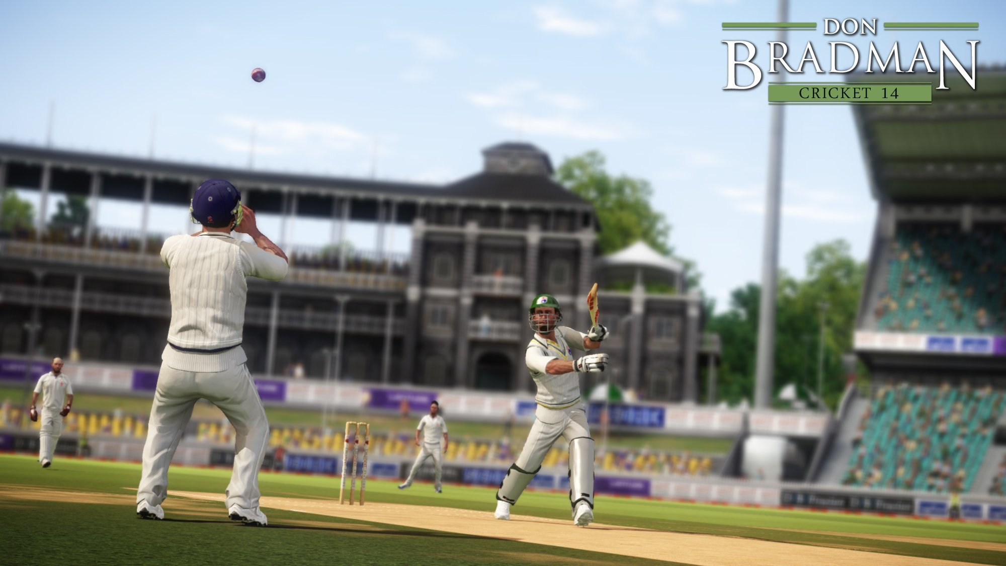 Don Bradman Cricket 14 for Xbox 360