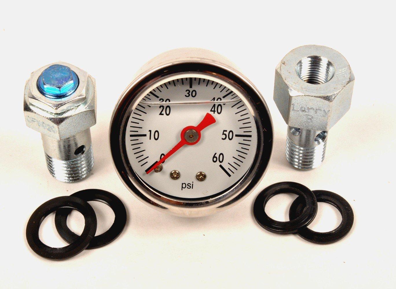 LarryB's Dodge Diesel, 94-98, Fuel Pressure Adjustment Kit LarryB' s Dodge Diesel