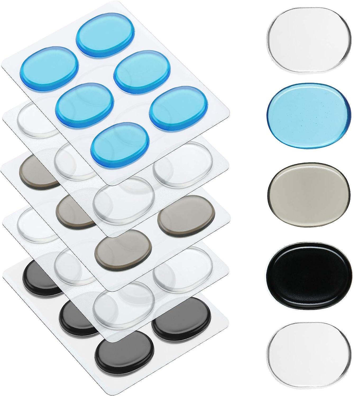 6PCs Instrument Silicone Drum Silicon Gel Drum Mute Pads Mute Pads Instrument Accessories