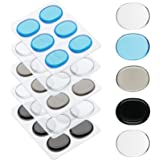 Drum Dampeners Gel Pads Silicone Drum Silencers Dampening Gel Pads Non-toxic Soft Drum Dampeners for Drums Tone Control (30 P