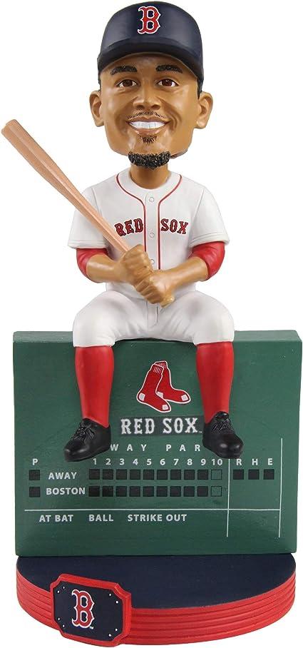SP Images Mookie Betts Boston Red Sox Bobblehead FOCO Stadium Lights LE //2018