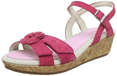 Clarks Girl's Harpy Wings Fashion Sandals Girls' Fashion Sandals at amazon