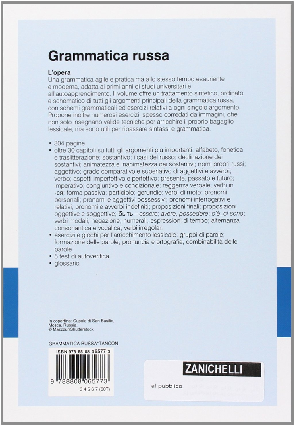 GRAMMATICA RUSSA ZANICHELLI PDF DOWNLOAD