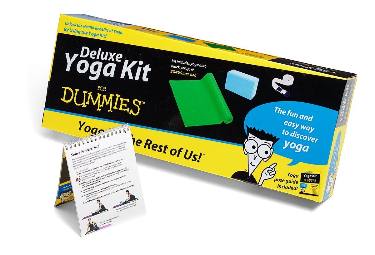 Hugger Mugger Deluxe Yoga Kit for Dummies