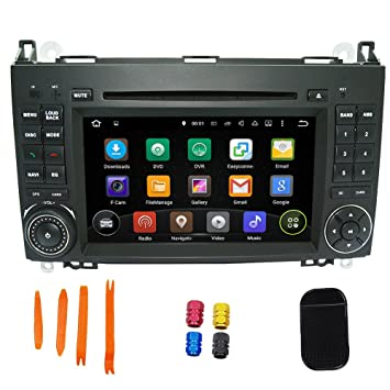 7 inch Android 5.1.1 coche reproductor de DVD Multimedia GPS Navigationfor Mercedes Benz Sprinter