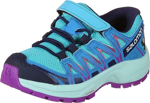 Salomon XA Pro 3D CSWP J, Calzado de Trail Running Unisex Niños: Amazon.es: Zapatos y complementos