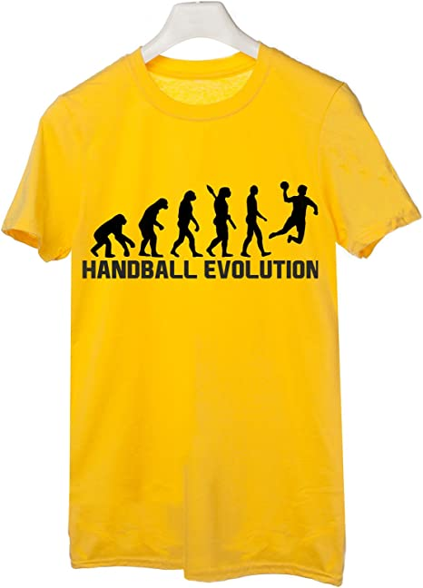 t-shirteria Camiseta Handball Evolution – Evolution – Handball ...