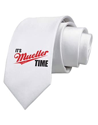 fb72b9624 Amazon.com: TooLoud It's Mueller Time Anti-Trump Funny Printed White ...