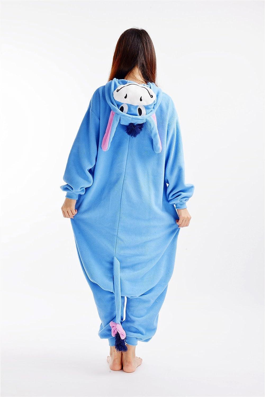 Frau Pokemon Pikachu Schlafanzug Erwachsene Anime Cosplay Halloween Kost/üm Kleidung