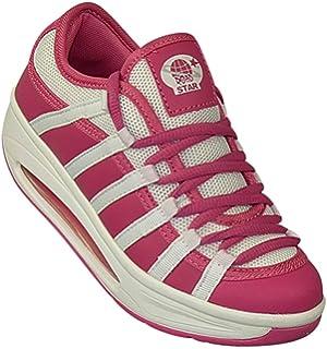 f836ff8576de Bootsland 139 Fitnessschuhe Sneaker Slipper Gesundheitsschuhe Damen ...