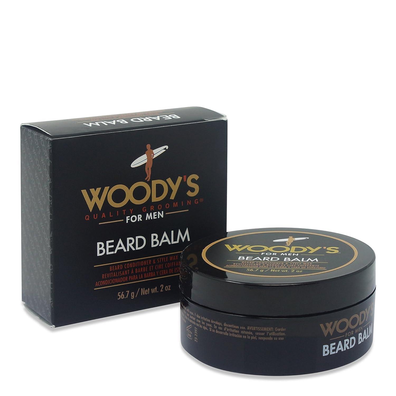 Woody's Beard Balm 56.7 g Woody' s Beard Balm 56.7 g AII90720