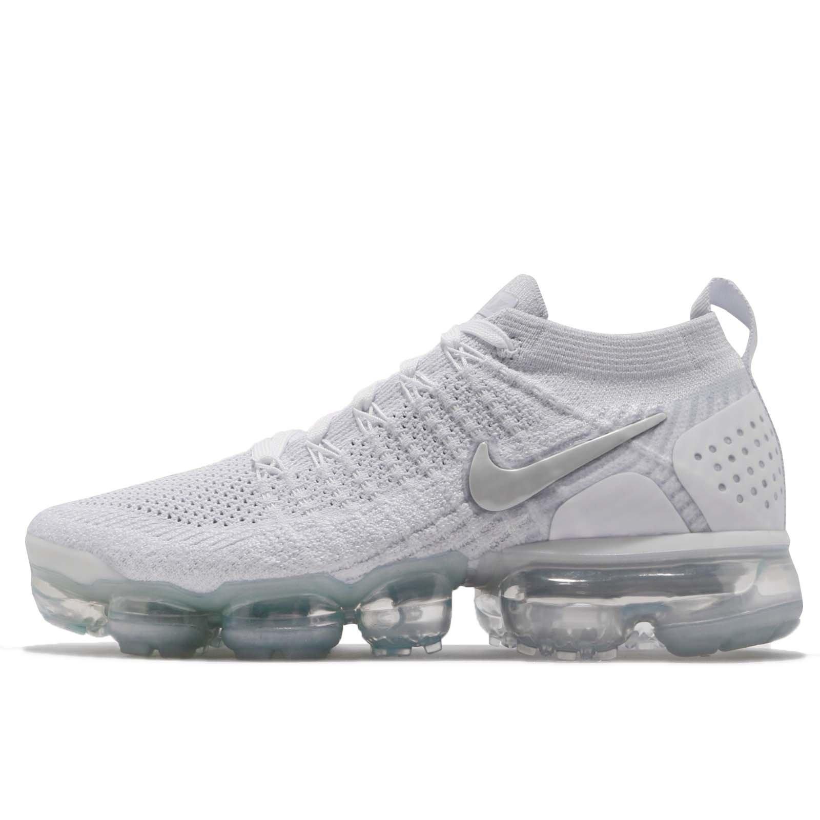80a87406acb3 Galleon - NIKE Women s Air Vapormax Flyknit 2 Running Shoes (9.5