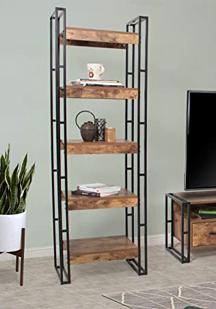Amazon.com: Living Essentials - Mueble de TV de madera con ...