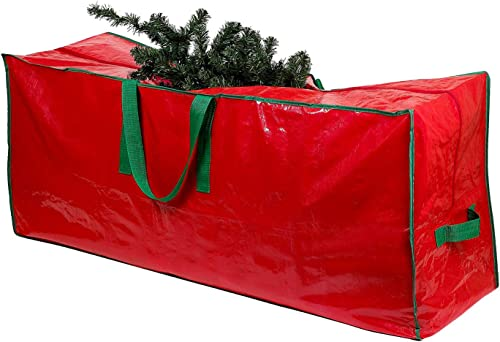 Christmas Tree Storage Bag - Stores a 7.5 Foot