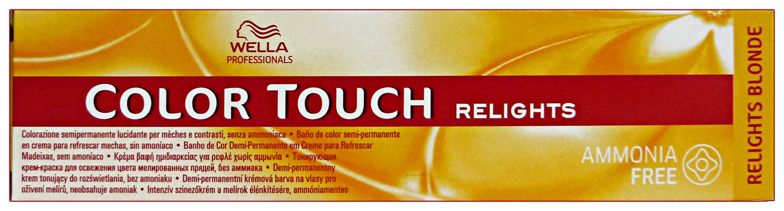 WELLA Number 00 Relights Colour Touch