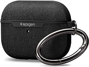 Spigen Urban Fit Designed for Apple Airpods Pro Case (2019) - Black