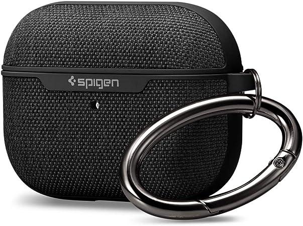 Spigen Urban Fit Entwickelt Für Apple Airpods Pro Hülle 2019 Schwarz Elektronik