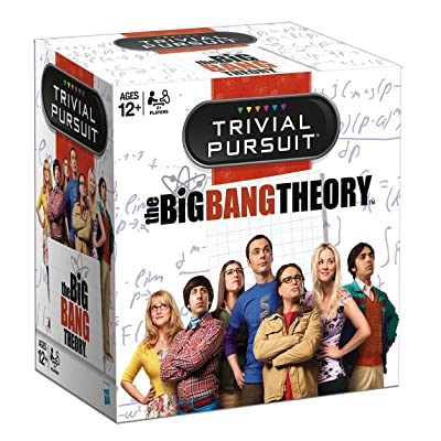 USAOPOLY The Big Bang Theory Trivial Pursuit Board Game: Toys & Games