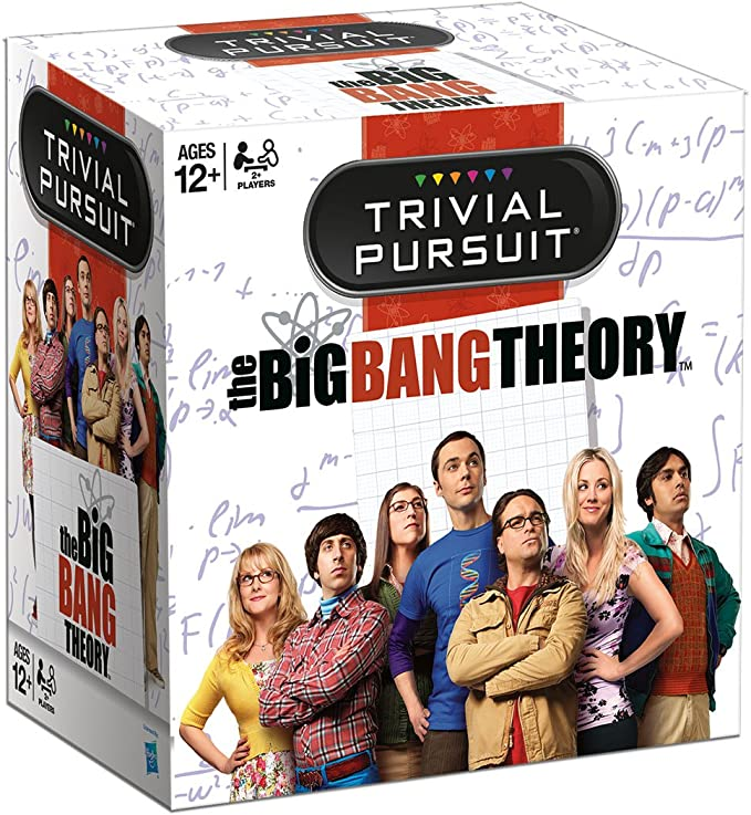 The Big Bang Theory Trivial Pursuit Juego De Mesa: Amazon.es ...