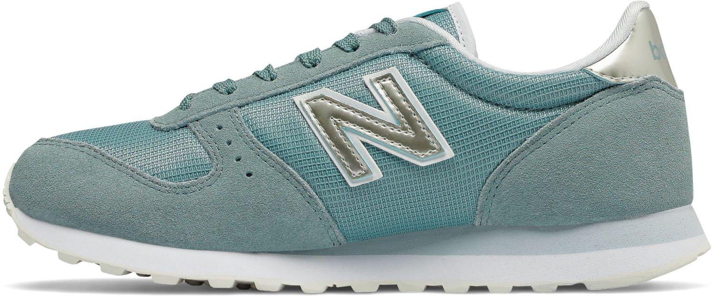 New Balance Women's 311v1 Sneaker B075R7D171 10.5 M US|Smoke Blue