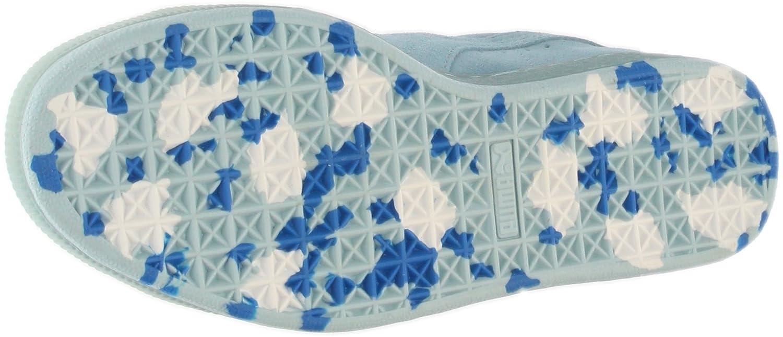 Suède Bleu Pumas Mélange De Glace Classique jBY1a