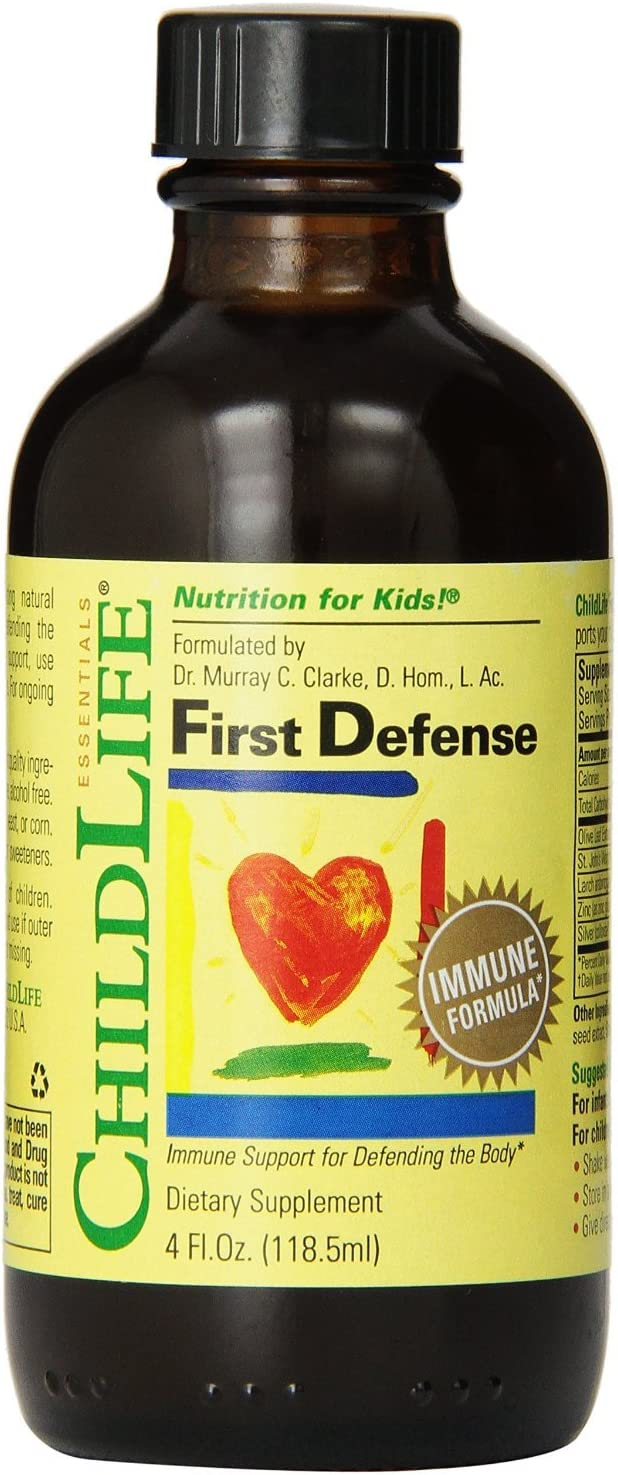Child Life First Defense, 4-Ounce 3 Count