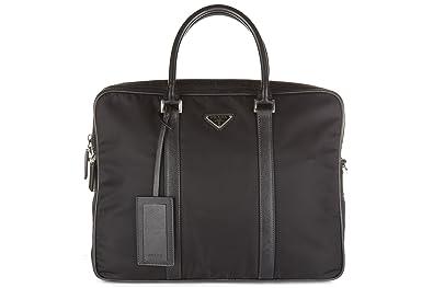 2c107777a6c9 Image Unavailable. Image not available for. Colour: Prada briefcase attaché  ...