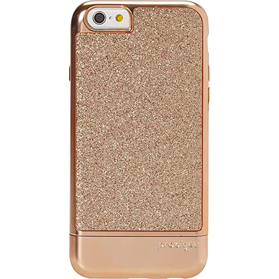 san francisco 9c107 87421 Prodigee Sparkle Case for iPhone 6/6s (Rose Gold)