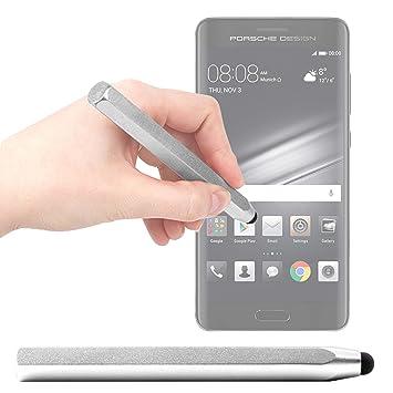 DURAGADGET Lápiz Stylus Gris para Smartphone Huawei Mate 9 ...