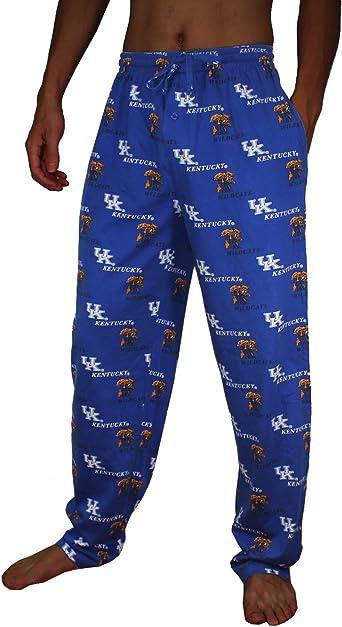NCAA Hombre Kentucky Wildcats Cotton/Pijama Ropa De Noche ...