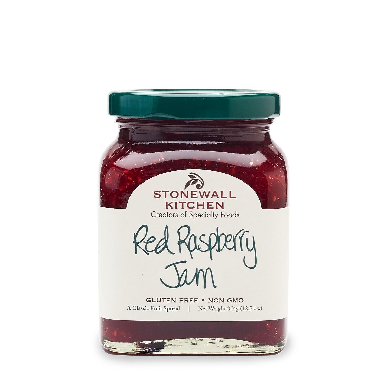 Stonewall Kitchen Red Raspberry Jam, 12.5 ounces