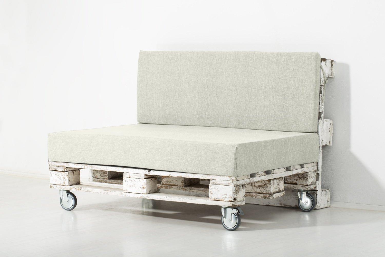 palemare palettenkissen palettenpolster rg50 polsterstoff 120x80x15cm set sitzkissen. Black Bedroom Furniture Sets. Home Design Ideas