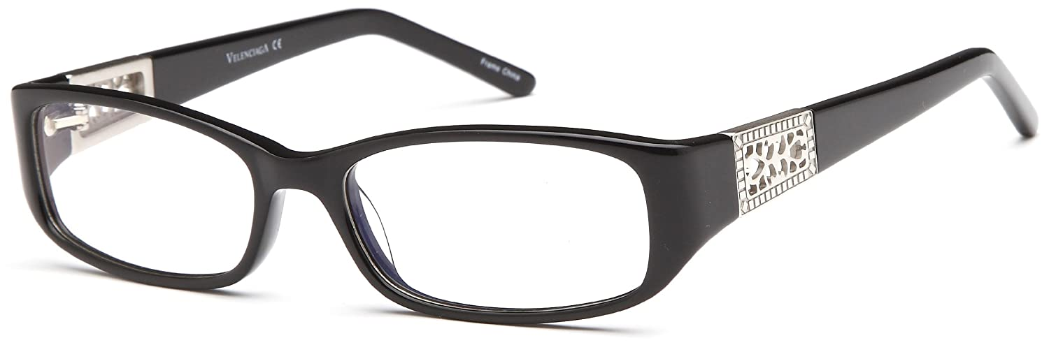 Amazon.com: Womens Italy Patterned Prescription Glasses Frames ...