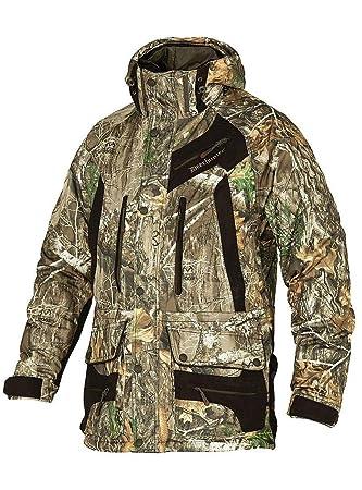 Deerhunter Muflon 5820 46 Edge Camouflage Tarnung - Chaqueta Larga, 56: Amazon.es: Deportes y aire libre