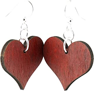 product image for Small Solid Heart Earrings