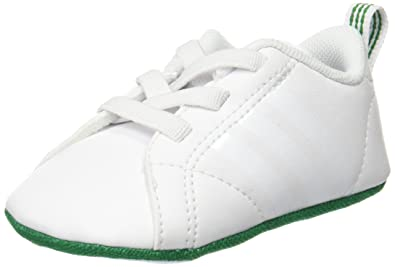 adidas Vs Advantage Crib, Sneakers Mixte bébé: