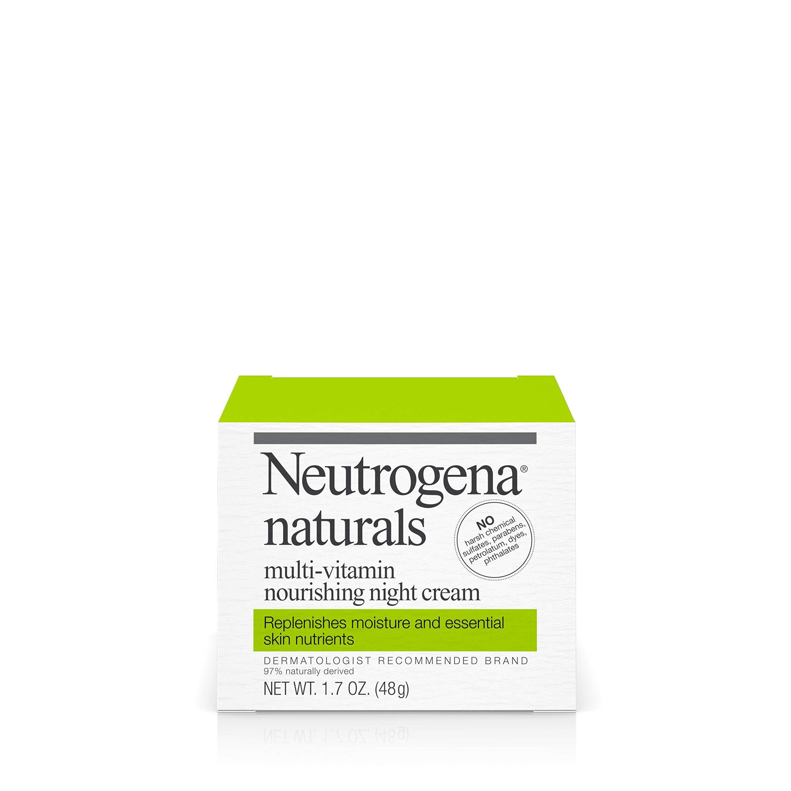 Neutrogena Naturals Multi-Vitamin Moisturizing & Nourishing