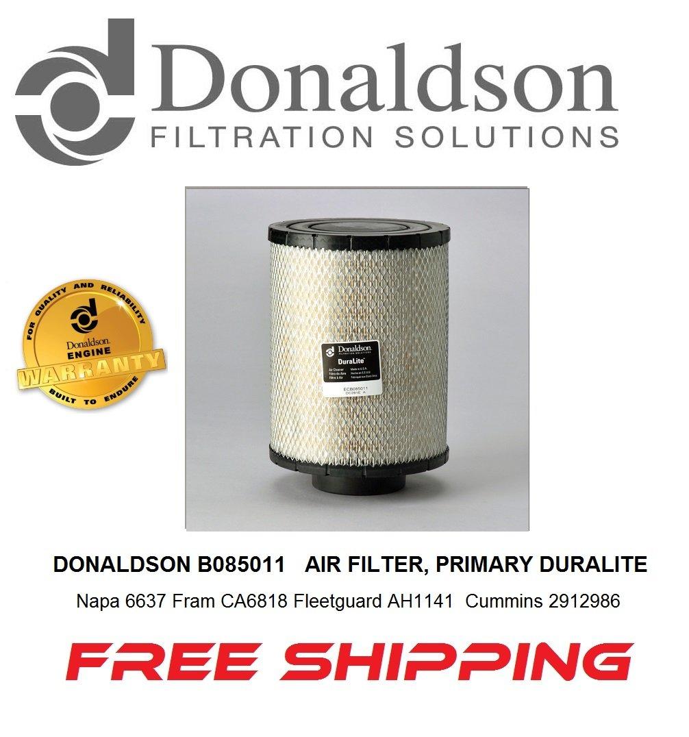 Donaldson B085011 Filter