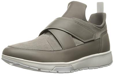 Men's Karsen Nappa Lea/Oily Suede Fashion Sneaker
