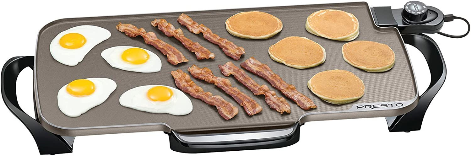 best electric griddle consumer reports