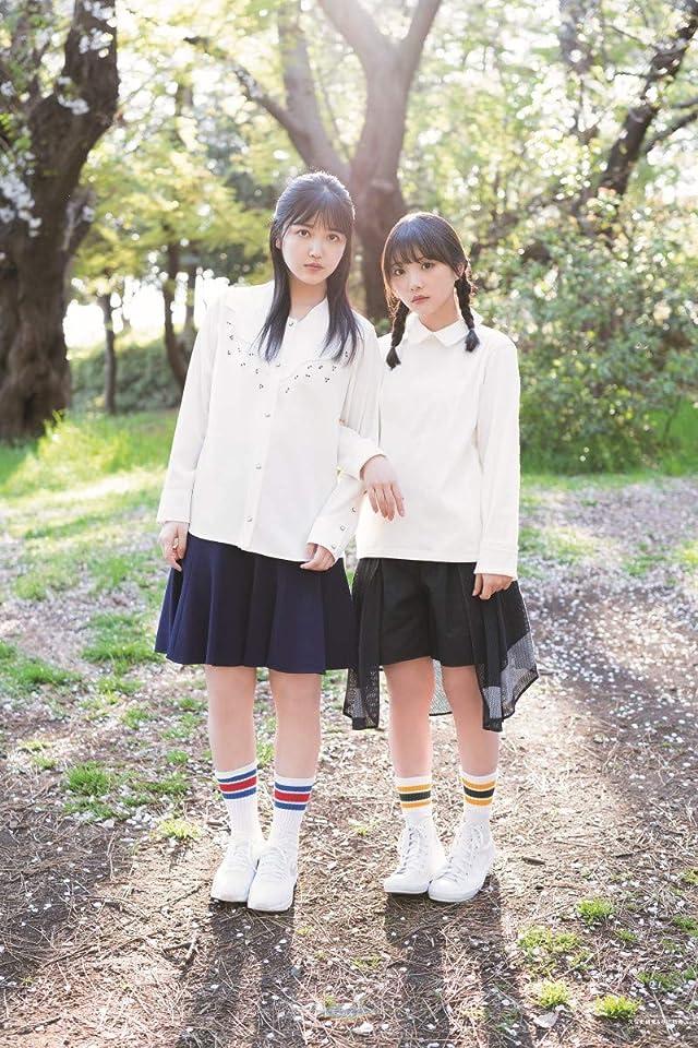 乃木坂46 iPhone(640×960)壁紙 与田祐希 , 久保史緒里 女性