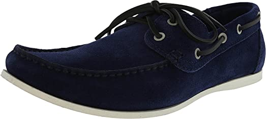 Men's Name Game Suede Leather Loafer