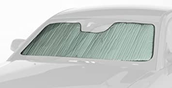 Covercraft Custom-Patterned Windshield Sunshade Roll-Type UR11010