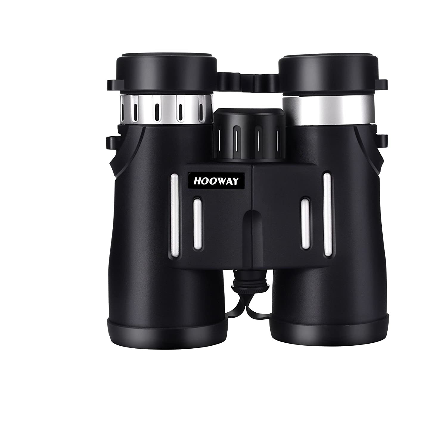 Hooway Ultra HD 10×42 Waterproof Fogproof Roof Prism Binoculars for Bird Watching,Travelling,Hiking